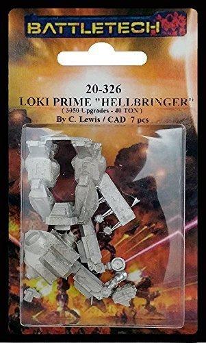 BATTLETECH 20-326 Loki Hellbringer Prime by BATTLETECH
