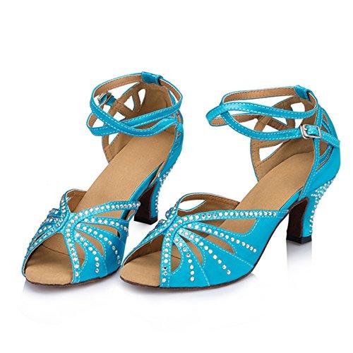 TDA - Strap alla caviglia donna Blue