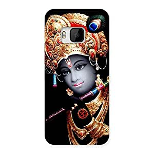 Om Krishna Back Case Cover for HTC One M9