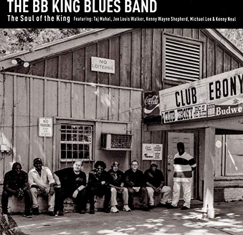The Soul of the King Blue Bb