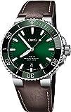 Oris Aquis Automatic Green Dial Mens Watch 01 733 7730 4157-07 5 24 10EB