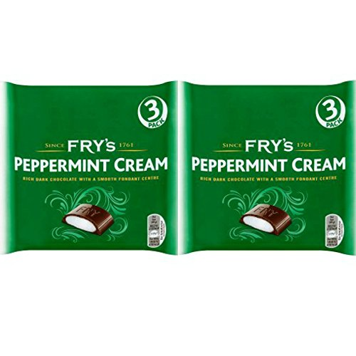 Frys Peppermint Cream Bars x 6