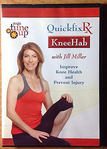 Yoga Tune Up Quickfix Rx Kneehab DVD