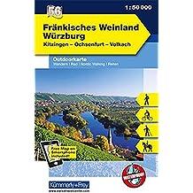 Karte Würzburg Und Umgebung.Suchergebnis Auf Amazon De Für Würzburg Umgebung Karten