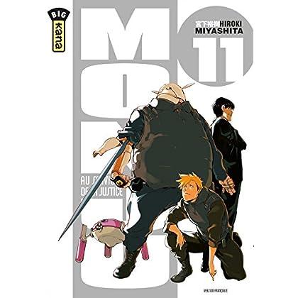 Monju, au service de la justice - Tome 11