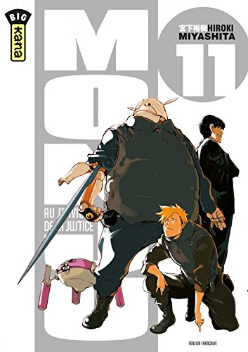 Monju, au service de la justice - Tome 11 par Hiroki Miyashita