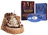 HERR DER RINGE Statue /Schatulle MINAS TIRITH Rückkehr des Königs + DVD Creating The Lords Of The Rings Symphony -