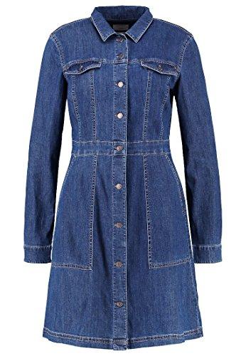 Esprit Jeanskleid blue, Kleid Damen, Größe: S, Blau