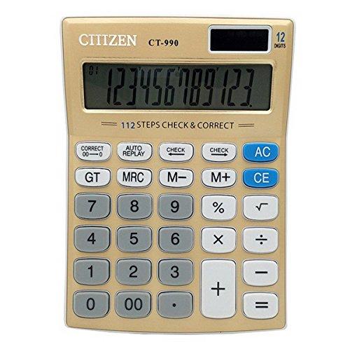 Loveprint Taschenrechner 12-Stelliger Dual Power (Led-wissenschaftlicher Taschenrechner)