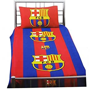 Barcelona Multi Crest Quilt Cover