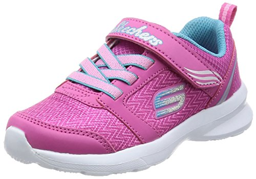 Skechers Girls Skech-Stepz Low-Top Sneakers, Pink (Pktq), 5 UK 38 EU