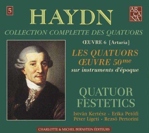Preisvergleich Produktbild Joseph Haydn: Streichquartette Op.50