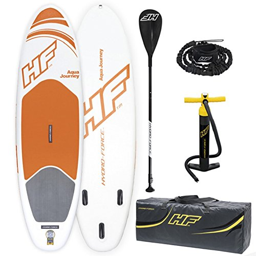 Bestway 65302 Tabla Paddle Surf Inflable, Multicolor, Talla Única