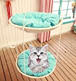 Best handmade Comforters - Lizac Cat Hammock Pet Cradle Animal Hanging Cat Review