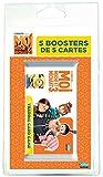 Topps Force Attax mi1701–einfach unverbesserlich, 3–5Booster 5-Karten