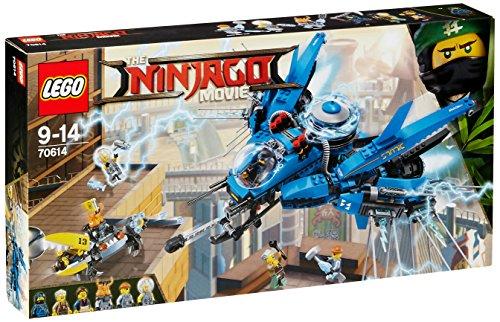 Lego Ninjago 70614 Jet-Fulmine