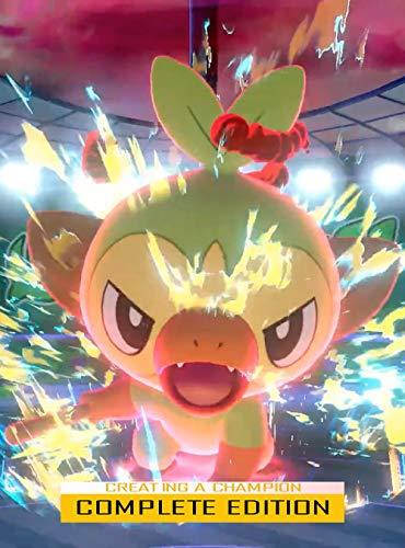 Pokemon Sword Player's Guide - Creating a champion (English Edition)