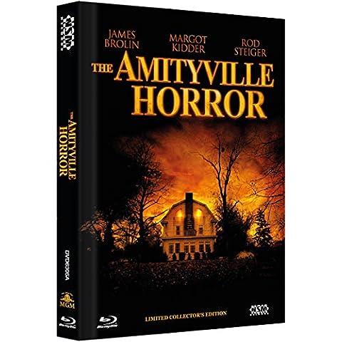 Amityville Horror 1979 - uncut [Blu-Ray+DVD] auf 555 limitiertes Mediabook Cover A