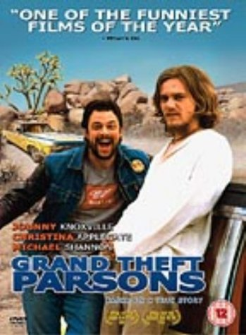 Grand Theft Parsons [DVD] by Johnny Knoxville