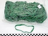 Progom-Elastiques - 150(Ø95)mm x 10mm - vert - sac de 1kg
