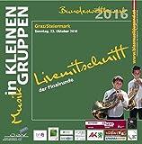 Finalrunde - BundeswettbewerbMusik in kleinen Gruppen Graz 2016