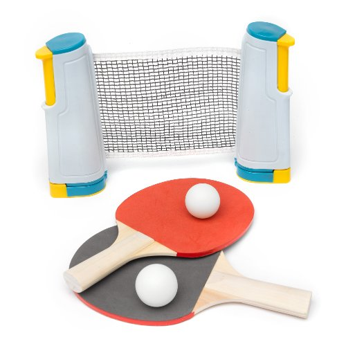 Funtime PL7690 Instant Table Tennis, Multi, Pack of 1