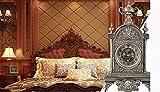 Petrichore Soggiorno di stile europeo orologi e metallo orologio pendolo semplice creativo orologi antichi orologi
