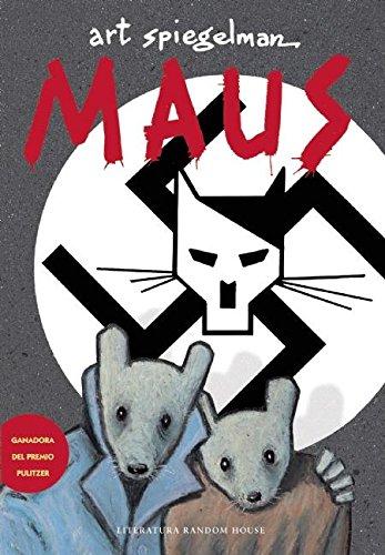 Descargar Libro Maus I y II de Art Spiegelman