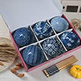 Schüssel - Tazón de pastaTazón de Fuente de alimentación Creativa Japonesa tazón de cerámica...
