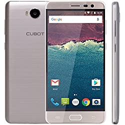Cubot Cheetah 2 Smartphone ohne Vertrag 5.5 Zoll FHD Touch-Display, 3GB Ram+32GB Rom, Octa-Core Prozessor, Kamera 16MP/13MP, Dual-SIM, Gyroskop + GPS, Android 6.0, 4G LTE FDD, 0.1s Fingerabdruck Sensor-360 ° Anerkennung, Type c2.0 Schnittstelle, (2*0.5A LED Blitzlicht), IPS 2.5D gebogener Bildschirm ) Gold [ Cubot Offiziell ]