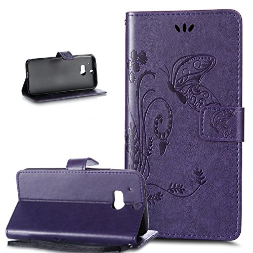 htc-one-m8-casewallet-case-for-htc-one-m8htc-one-m8-coverikasus-embossing-floral-flowers-butterfly-d