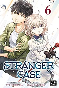 Stranger Case Edition simple Tome 6