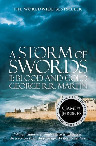 Used, By George R. R. Martin A Storm of Swords: Part 2 Blood for sale  Delivered anywhere in UK