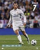 Cristiano Ronaldo Poster Nr. 7 Saison 2016/17 (40cm x 50cm) + Ü-Poster
