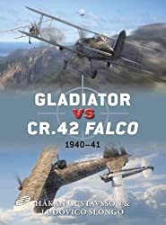 Gladiator vs CR.42 Falco: 1940-41 (Duel)