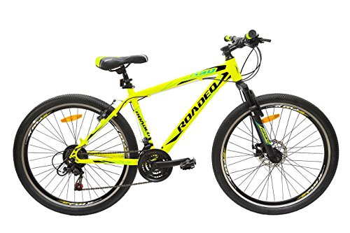 Hercules Roadeo A50 Best Gear Cycles Under 10000, Adult Large (Yellow)