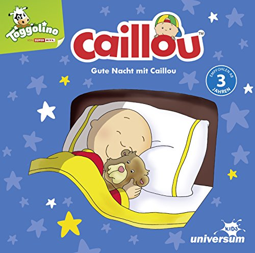 Gute Nacht mit Caillou CD (Caillou Rosie Und)