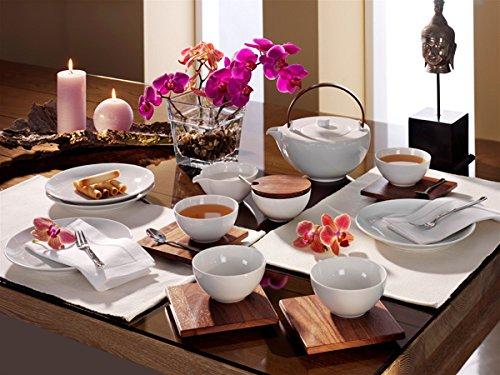 Friesland Tee-Service 15tlg.Chai Nussbaum