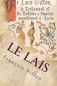 Le Lais par François Villon