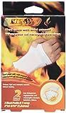 Heat–94521–Cuscinetti riscaldanti–2pezzi Protegge polso–7,5x 9cm