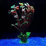 Vi.yo Artificial Water Grass Large Plastic Aquarium Plant Fish Tank Aquarium Landscape Underwater Decoration Non- toxic… 18