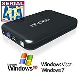 IT735U3 e-SATA / USB 3.0 Externe Festplatte Gehäuse für 3,5