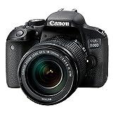 Canon 800D Bk 18-135 S EU26 SLR Kamera Set