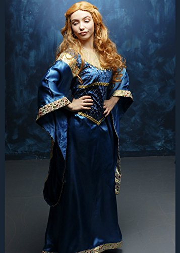 Margaery Tyrell (Womens Margaery Tyrell Stil Mittelalter Kostüm Medium (UK)