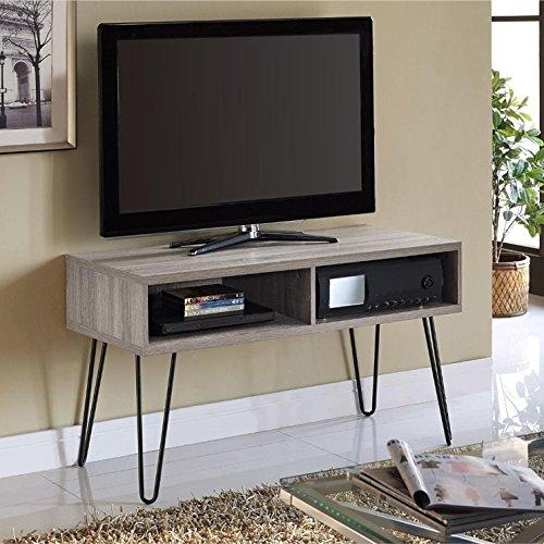 Boo Gozo Fernsehtisch TV Tisch TV Möbel TV Schrank Fernsehschrank Holz 56.5 x 90 x 35 cm - Melamin-gestell