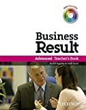Business Result Advanced. Teacher's Book and DVD Pack