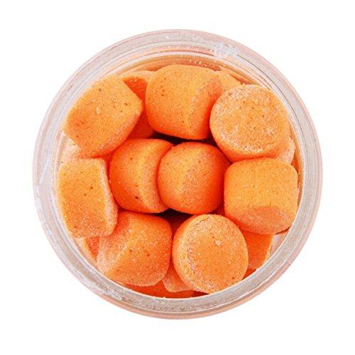 Berkley Powerbait Original Duft Forelle Nuggets, Unisex-Erwachsene, Fluoreszierendes Orange, 1.1-Ounce -