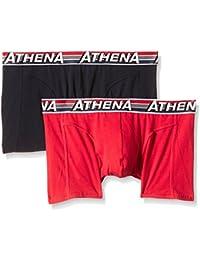 Athena Free Motion - Boxer - Lot de 2 - Homme
