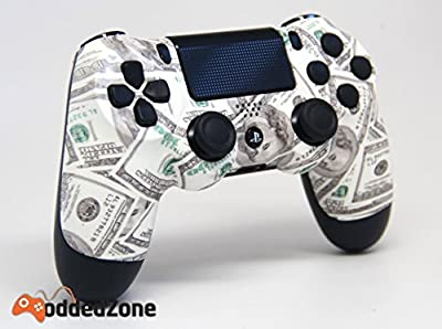 Benjamins Ps4 Custom Modded Controller 35 Mods COD Ghosts Quick Scope Auto Run Sniper Breath and More