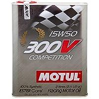 Motul 104244 Motoröl 300 V Competition 15W-50 2 L